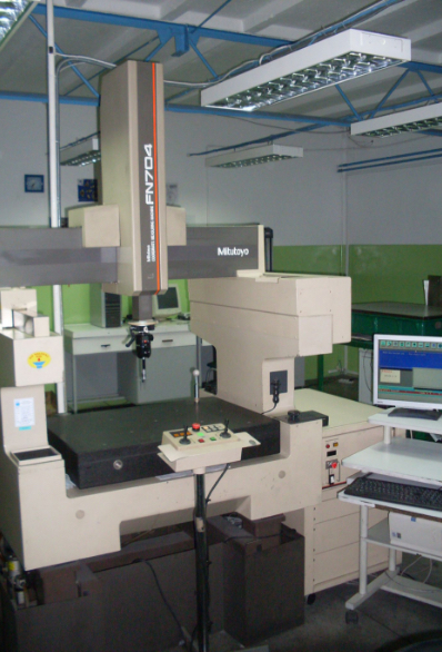 Współrzędnościowa maszyna pomiarowa MITTUTOYO